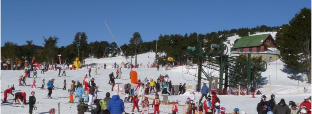 Station de ski Font-Romeu