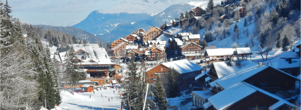 Station de ski Méribel