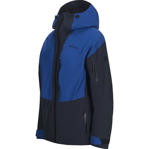 PEAK PERFORMANCE GRAV2L JKT ISLAND BLUE 2019 3