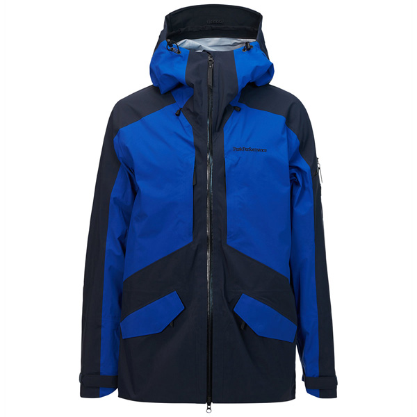 PEAK PERFORMANCE TETON JKT SALUTE BLUE 2019 1