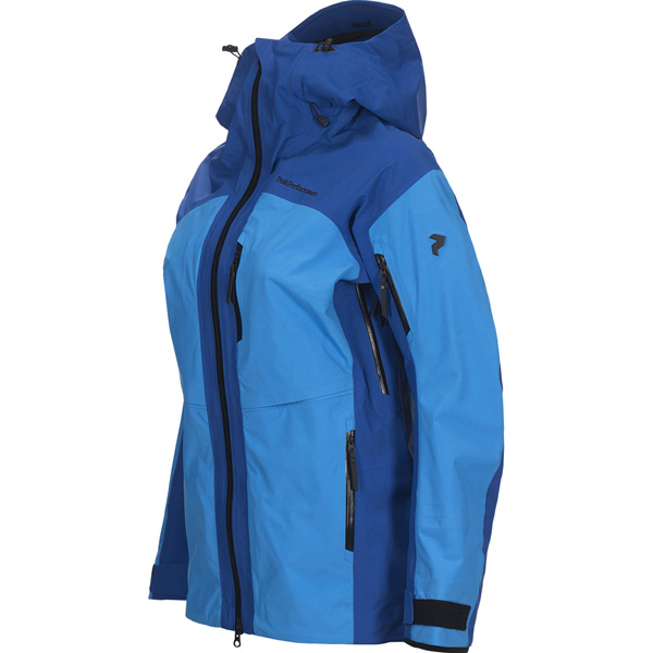 PEAK PERFORMANCE W GRAV JKT ISLAND BLUE 2019 3