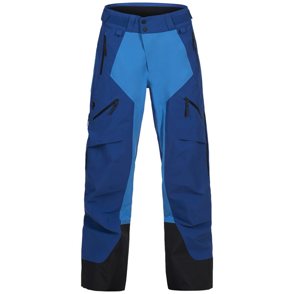 PEAK PERFORMANCE W GRAVP PANT ISLAND BLUE 2019 1
