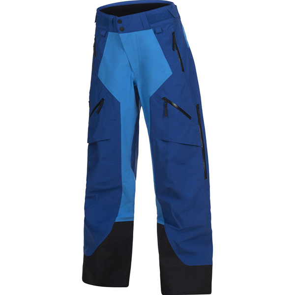 PEAK PERFORMANCE W GRAVP PANT ISLAND BLUE 2019 2