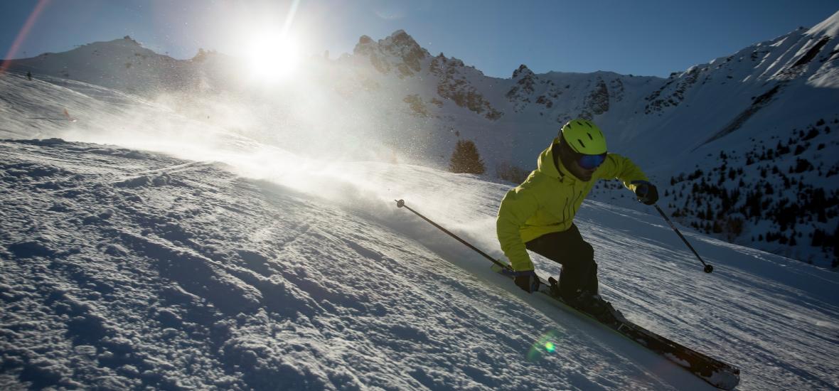 Ski Salomon S Max Blast Test