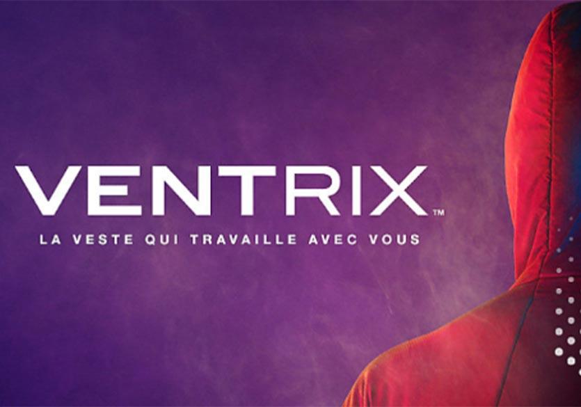 Ventrix : la nouvelle collection de vestes The North Face