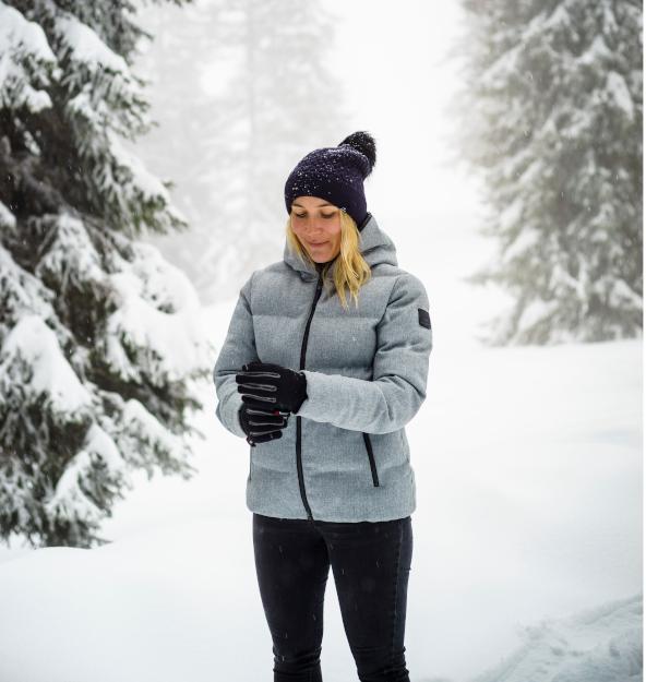 Veste Eider Twin Peaks District Femme
