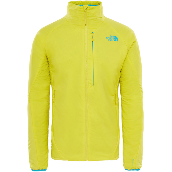 Veste Ventrix Jacket Urban Acid Yellow Algiers Blue 2018