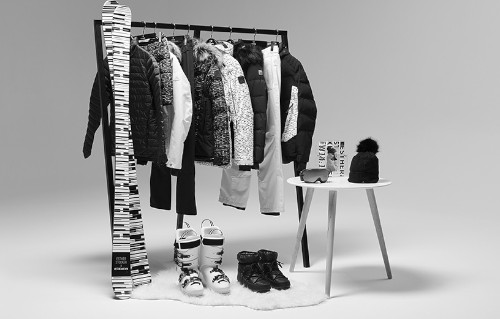 Collection Contrast : fruit de la collaboration entre Eider et Esther Stocker