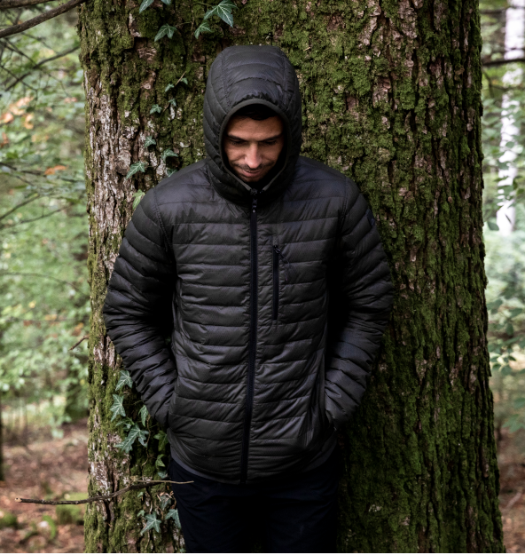 Doudoune Eider Twin Peaks Homme Deep Jungle