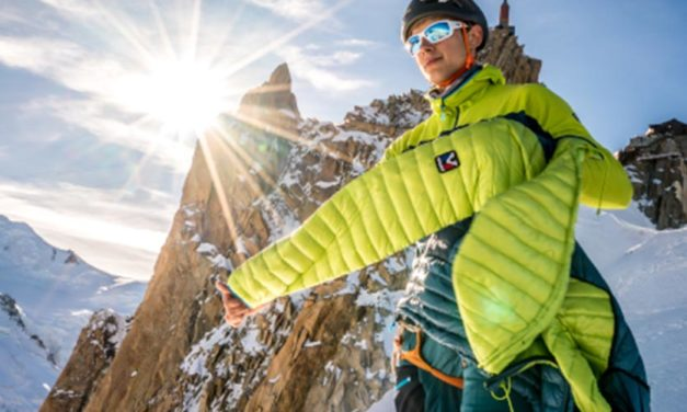 Synth'X, le tissage moderne au service du sport outdoor