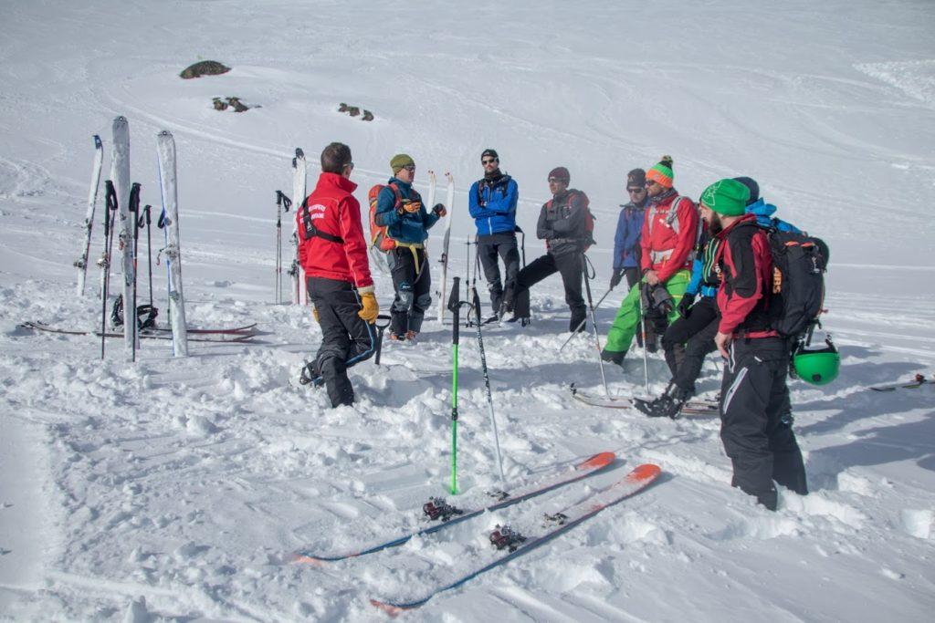 Grand Parcours Ski -Arêches