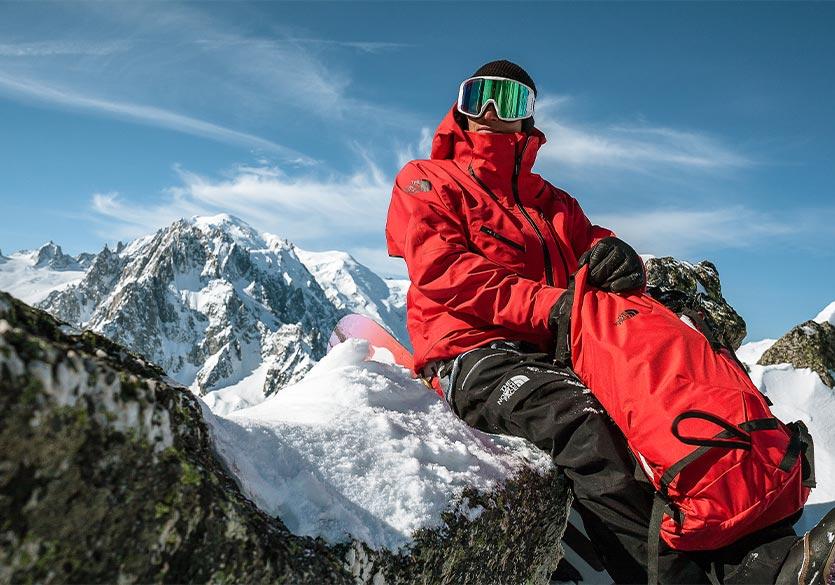 Steep Series de The North Face : au-delà des limites