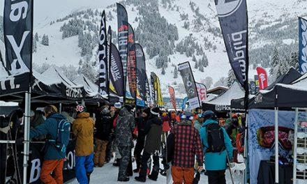 Les nouvelles planches de snowboard 2019-2020