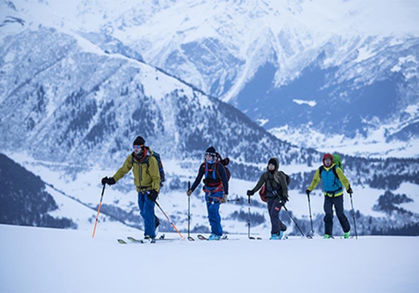 Comment choisir ses skis de randonnée ?