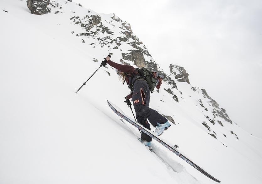 Dynastar ou l'expérience du ski de randonnée !