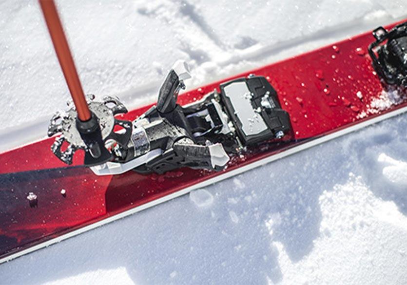 Bien choisir et régler ses fixations de ski de randonnée