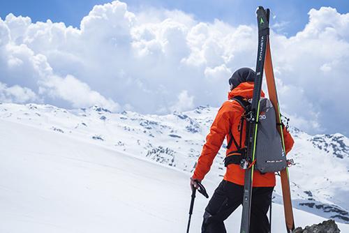 Dynastar ou l'expérience de la randonnée en ski !