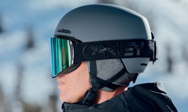 Nouveau casque de ski Oakley : la sécurité en toute légèreté