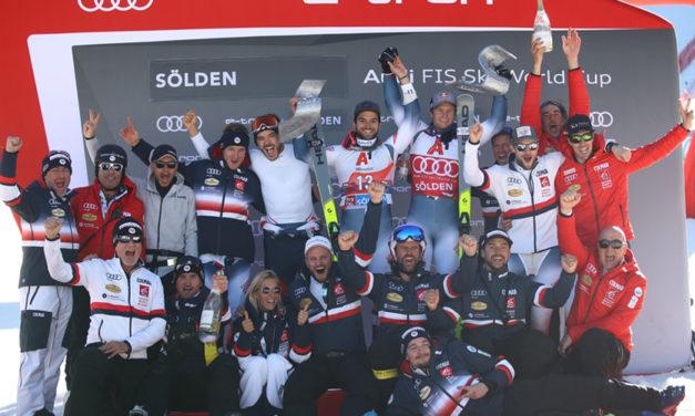 Pourquoi porter une combinaison de ski racing Colmar ?