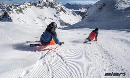 Elan : nouvelle gamme de skis Wingman, dotée de la technologie Amphibio Truline