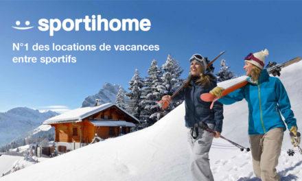 Bon plan : Sportihome, l'app 100% outdoor pour voyager entre sportifs !
