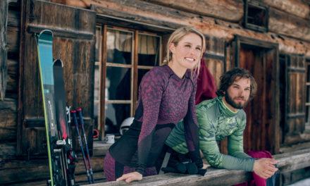 Sous-vêtements techniques Blackcomb de Odlo : des modèles d'ingénierie textile