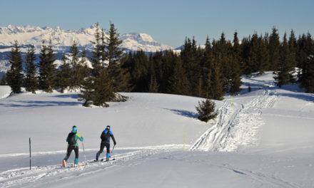Pratiquer le ski de randonnée en station avec Dynafit