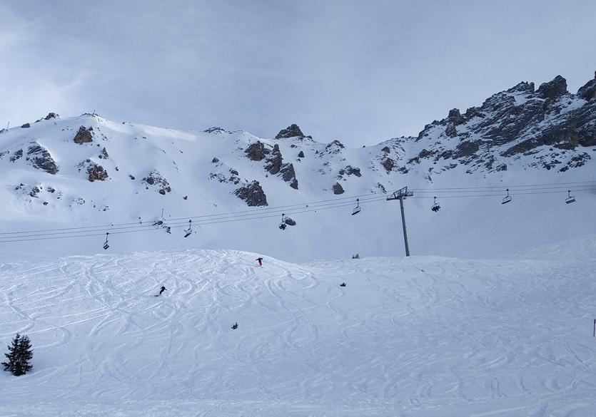 Ski Force Pro Test : les nouveautés skis alpin 2020-2021