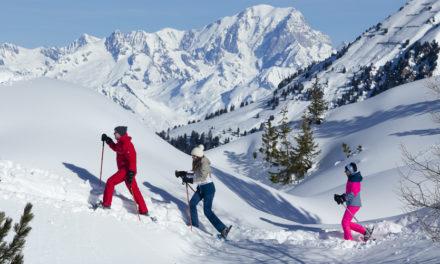 Le ski de printemps à La Plagne