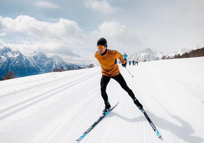 matériel ski de fond-salomon