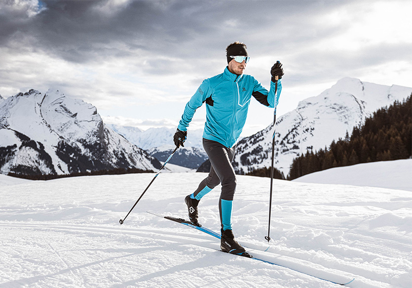 ski de fond-salomon