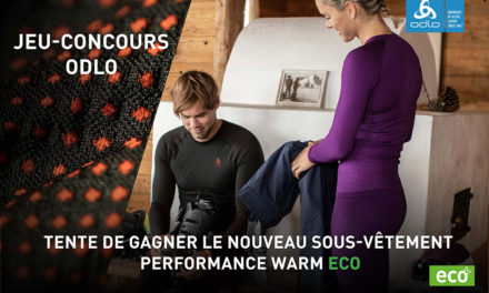 Odlo Performance ECO : BE AWARE OF WHAT YOU WEAR
