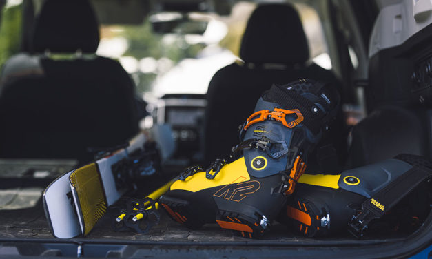 Chaussures de ski K2 : légèreté et performance avec les gammes MINDBENDER et BFC