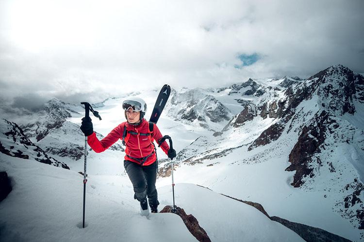 Atomic backland ski de randonnée femme