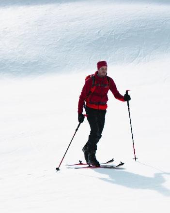 Atomic ski de randonnée