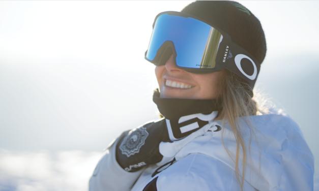 Sport outdoor en hiver : pensez aux lunettes et masques Oakley !