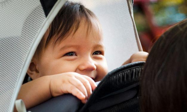 Bébé et altitude : 5 précautions à prendre