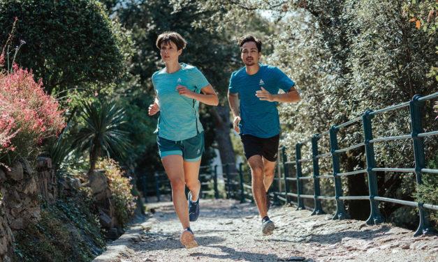 Chill-Tec d'Odlo : des vêtements de running pour rester au frais cet été