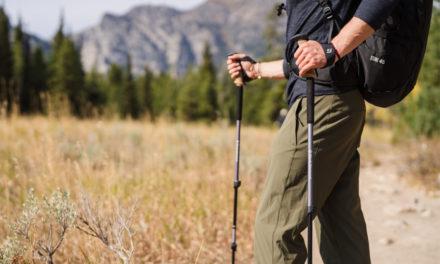 Bien régler ses bâtons de randonnée