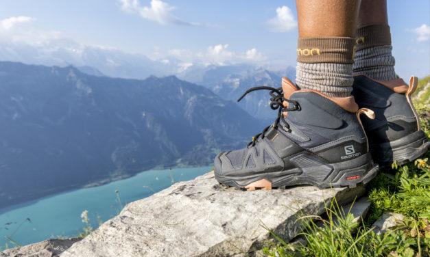 Le top 5 des chaussures de randonnée