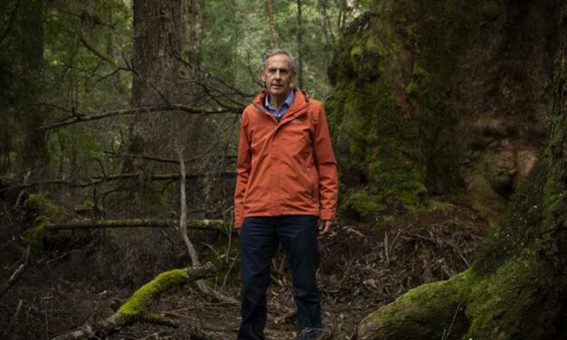 Ortovox : son engagement pour la protection du Tarkine en Tasmanie