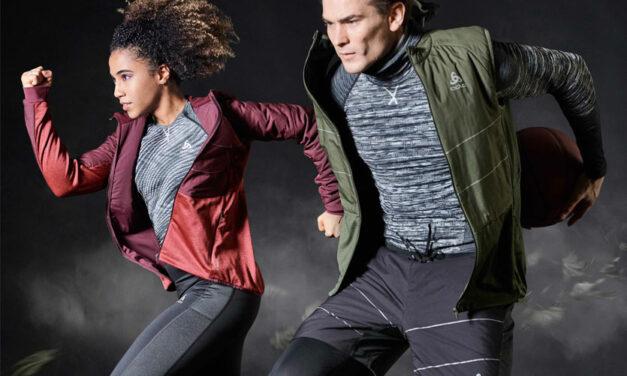 Run Easy Warm Odlo : vêtements de running thermiques et respirants